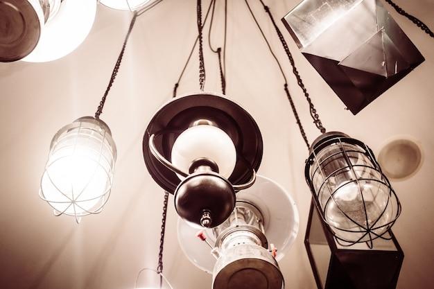 램프 장식