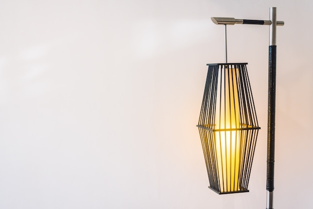 Light lamp decoration