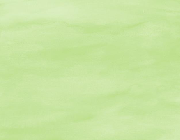 Светло-мятный пастельный зеленый акварельный фон