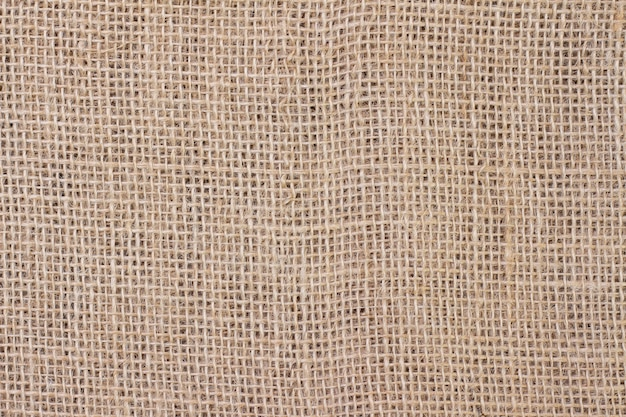 Light natural linen texture for the background. natural cotton, beige color.