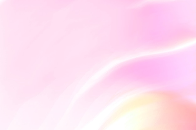 Light pink holographic textured background