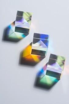 라이트 프리즘 다채로운 효과