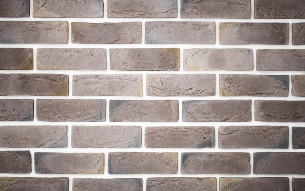 Light red brick wall, creative back-phonon, closeup