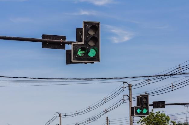 Световой сигнал