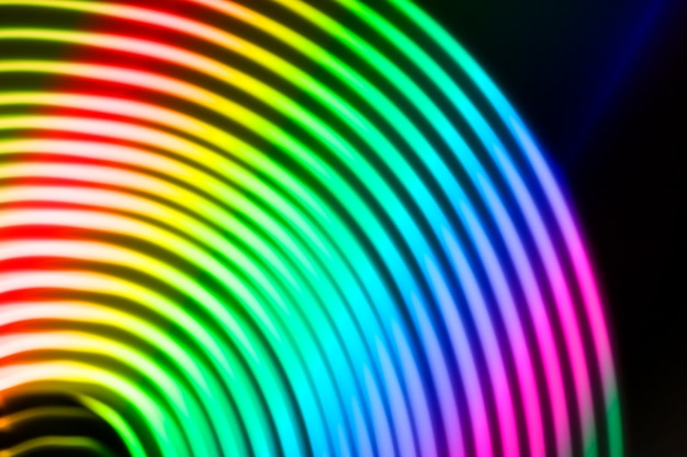 Light streak lines background