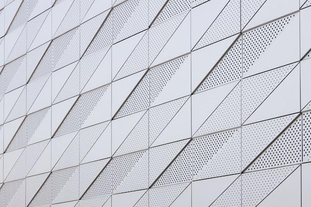 기하학적 패턴으로 가벼운 표면