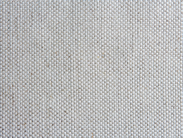 Light texture of natural eco fabric background, waste recycling