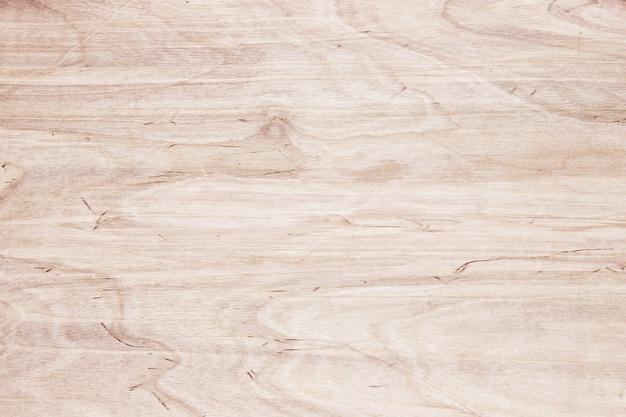 明るい木、テクスチャ板テーブルのクローズアップ。木の床