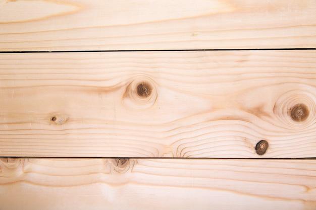 松、木製のテーブル、あなたのデザインのためのテクスチャの軽い木製の板