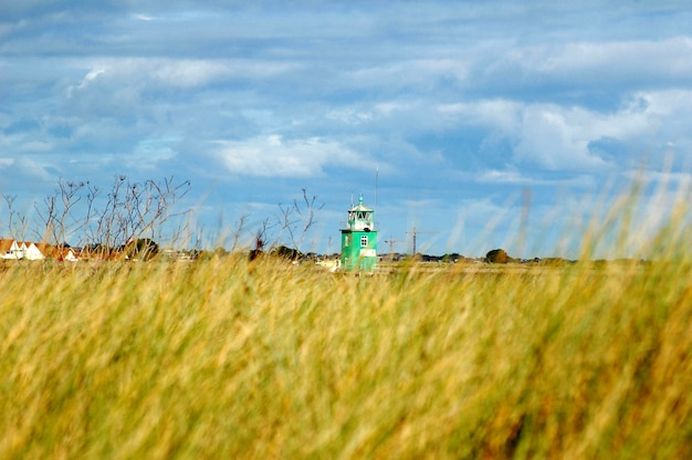 ダブリンの灯台