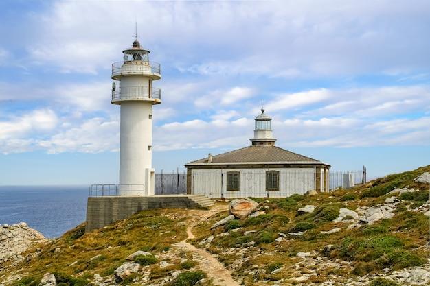 スペイン北部ガリシアの死を犠牲にして灯台。