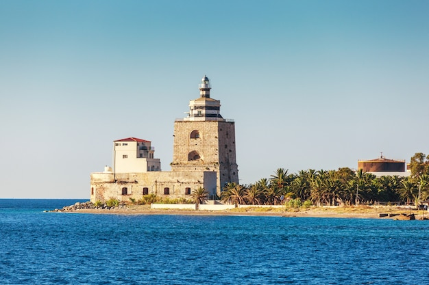 Lighthouse of messina