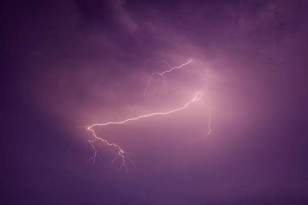 Lightning phenomenon