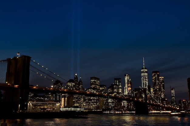 Lights 11 september new york