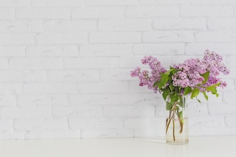 Lilac vectors photos and psd files free download lilac in vase mightylinksfo