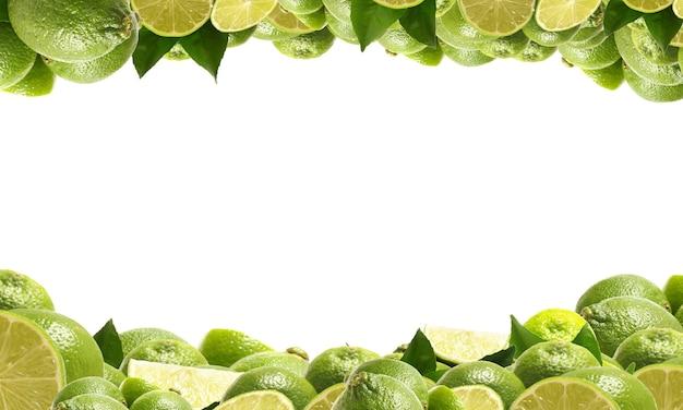 Лаймовый фрукт