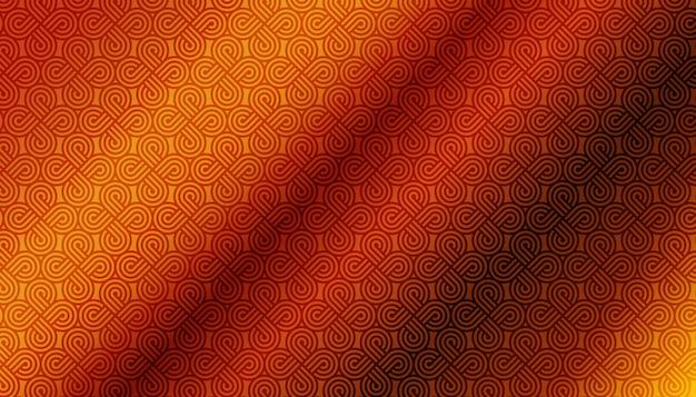 라인 아트 황금 갈색 패턴 질감 배경