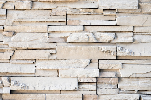 Line brick stone background