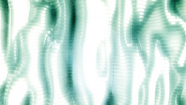 라인 그런 지 질감 배경입니다. 3d 그림, 3d 렌더링입니다.