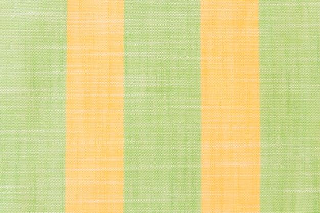 Linen fabric textured striped background