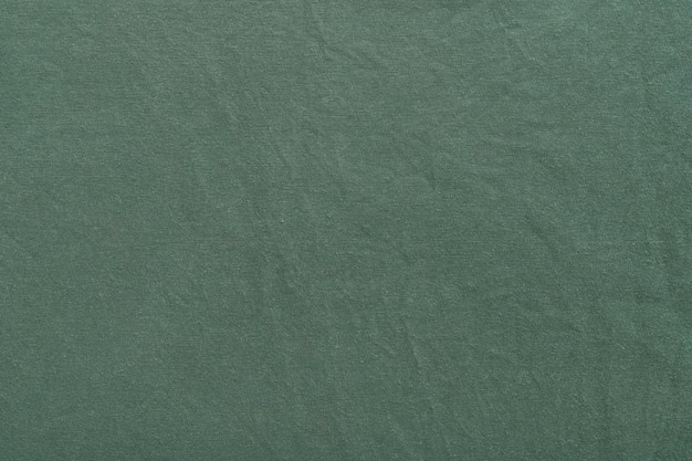 Linen texture background textile pattern backdrop fabric cloth. green.