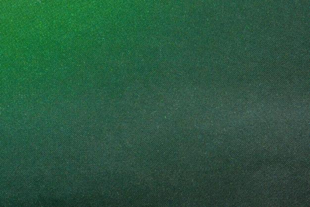 Tessitura di lino nei toni del verde