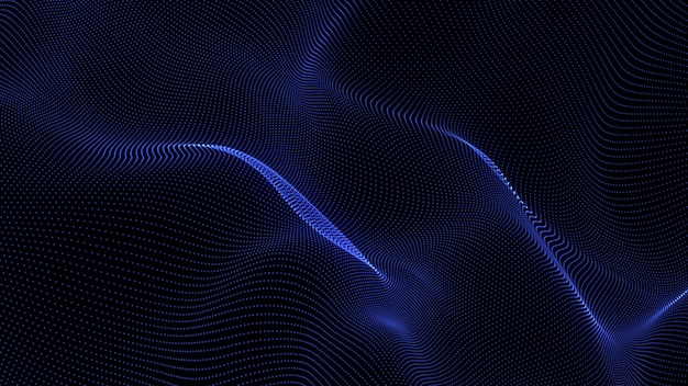 Lines background. abstract line. striped pattern, curve neon element. dynamic backdrop. presentation cover. blue color