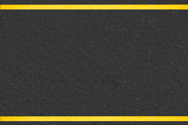 Lines of traffic on paved roads background
