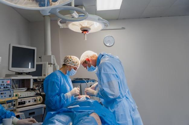 Операция липофилинговой хирургии