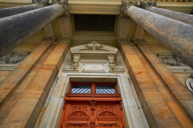 ドイツドレスデンのlipsius bauの修道院