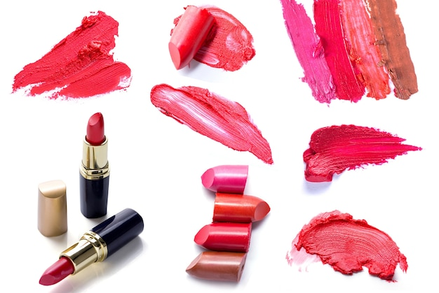 Lipstick set cosmetics
