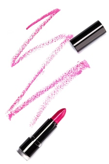 Lipstick with trace