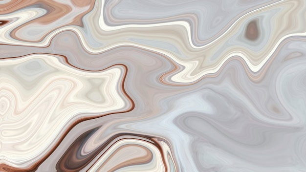 액체 추상, 대리석 패턴 배경
