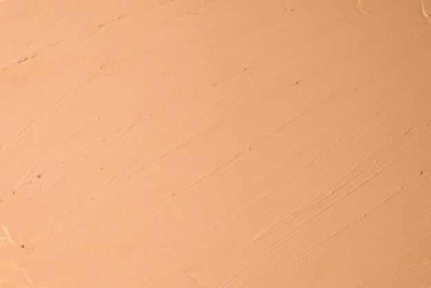 Liquid foundation texture close up