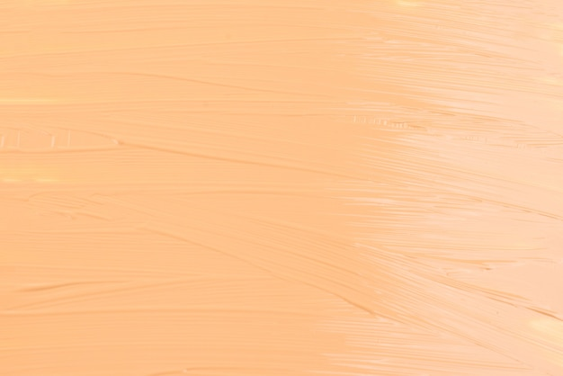 Liquid foundation texture. make up for women. top view.