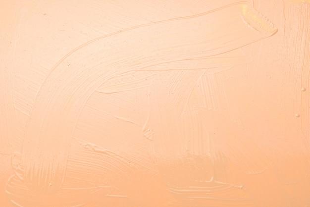 Liquid foundation texture