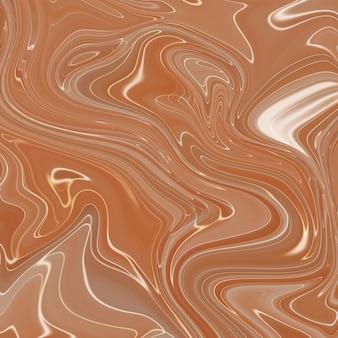 액체 마블 페인트 질감 배경입니다. 유체 페인팅 추상 질감, 집중 색상 혼합 벽지.