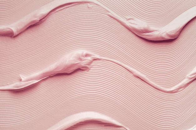 Пена жидкого мыла розовая косметическая пятно фоновой текстуры