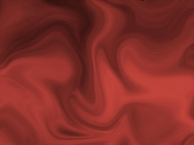 Черный и красный абстрактный эффект liquify фон