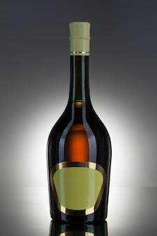 Бутылка ликера