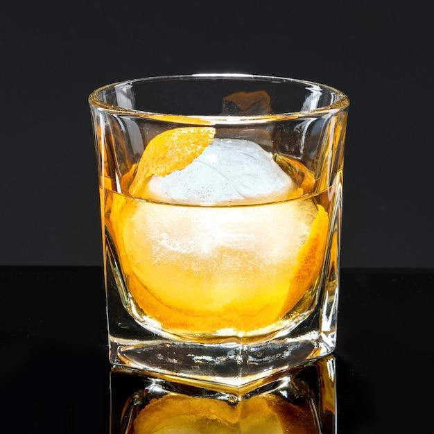 오렌지 껍질 칵테일 주류