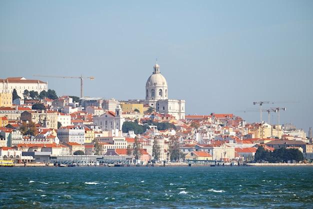 Lisbon residential buildings portugal