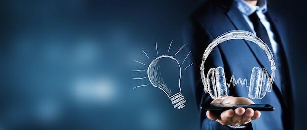 Послушайте аудиокнигу об идее и мотивации