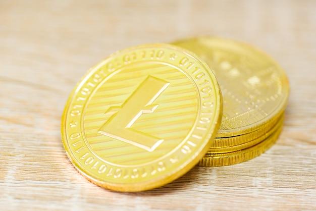 Litecoin coin криптовалюта бизнес, gold litecoin, золотая криптовалюта виртуальные деньги