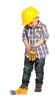 Little handyman