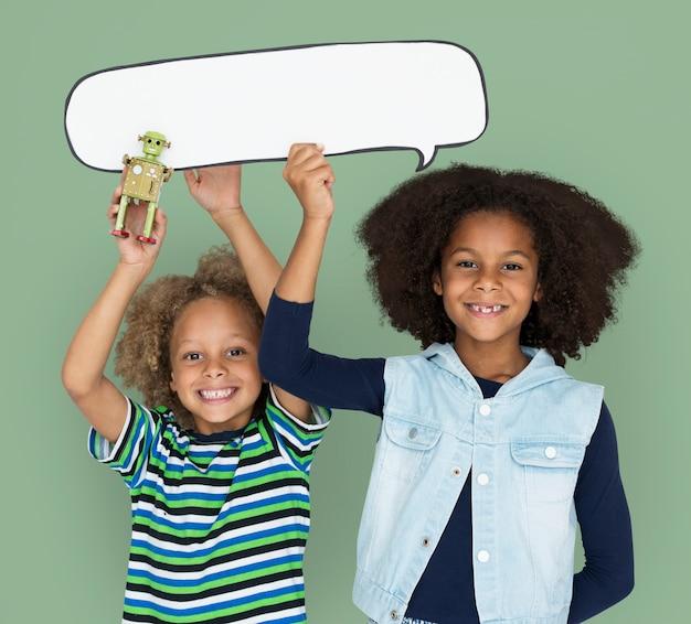 작은 아이 우정 로봇 장난감 chatbox
