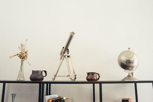 Маленький телескоп