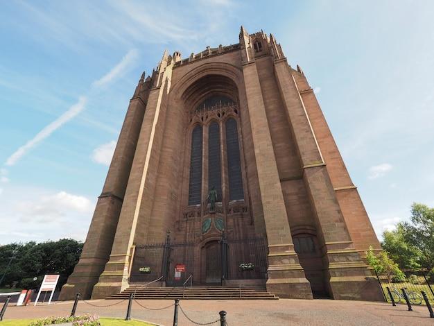 Ливерпульский собор в ливерпуле