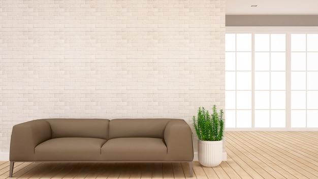 Жилая площадь и холл в квартире или доме - дизайн интерьера для художественных работ