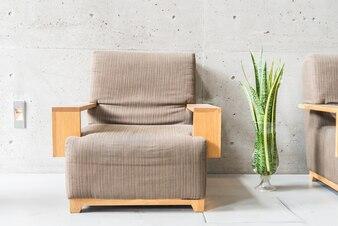 Living chair contemporary furniture retro